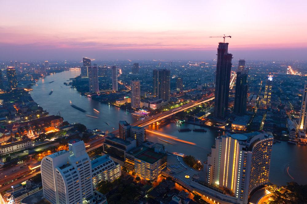 Bangkok-skyline-thailand