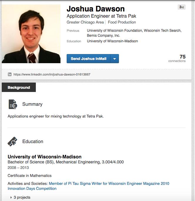 Joshua Dawson - Rapist