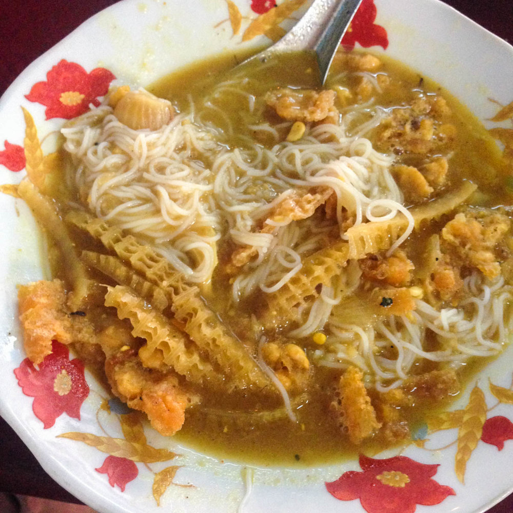 Mohinga - 4 Burmese Dishes You Have to Try Now