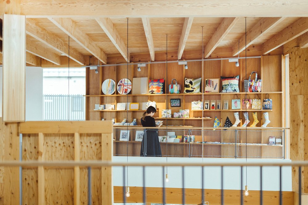 Good Job! Center KASHIBA/STUDI0 が新建築2016年11月号に掲載されました - http://www.japan-architect.co.jp/jp/works/index.php?book_cd=101611&pos=4&from=backnumber