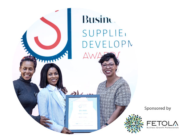 Reapo south africa - All growth stories are remarkable in their own way, but Reapso SA displays a well rounded understanding of the business environment and makes a point of 'paying it forward' to other SMEs in the supply chain ecosystem.