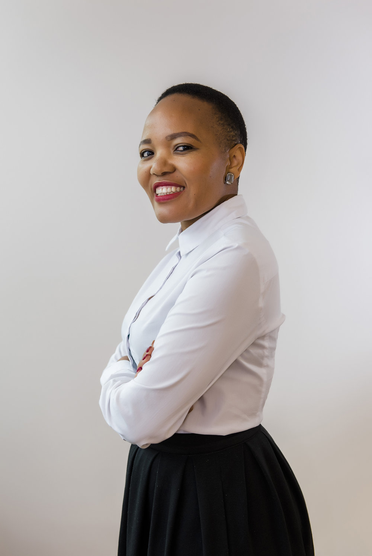 Dr. Rethabile Melamu - General Manager Innovation Hub