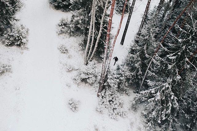 Winter path ❄️