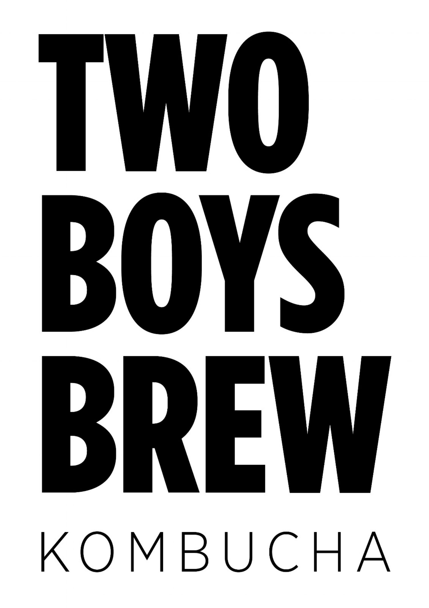 Two Boys Brew Kombucha