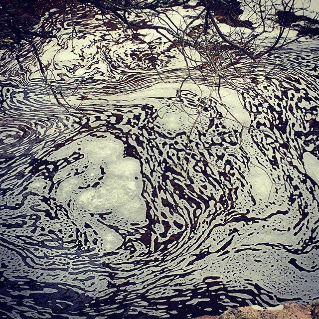 Water patterns #devon