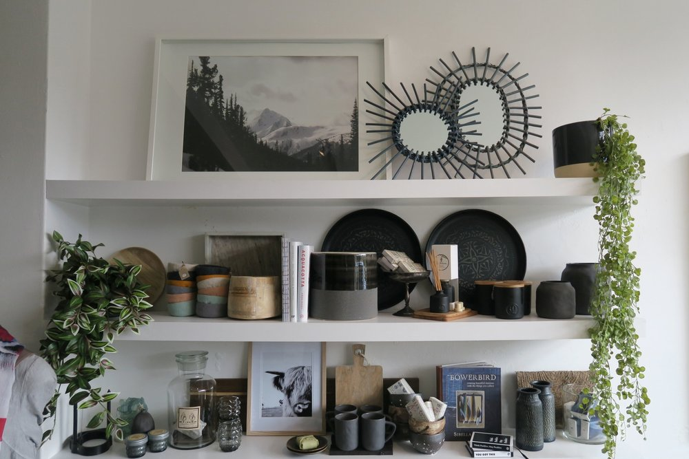 A small look into the beautiful Ecoco store.