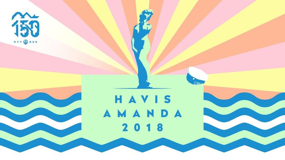 Havis Amanda 2018