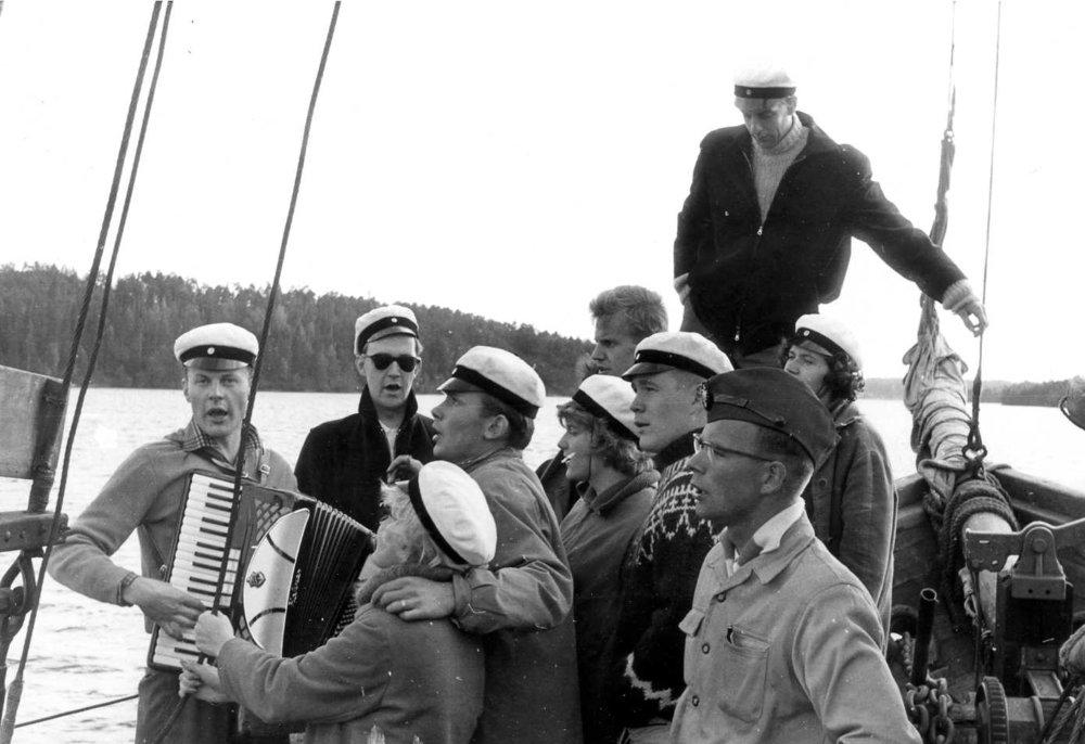 Kuva: HYYn arkisto (1961)