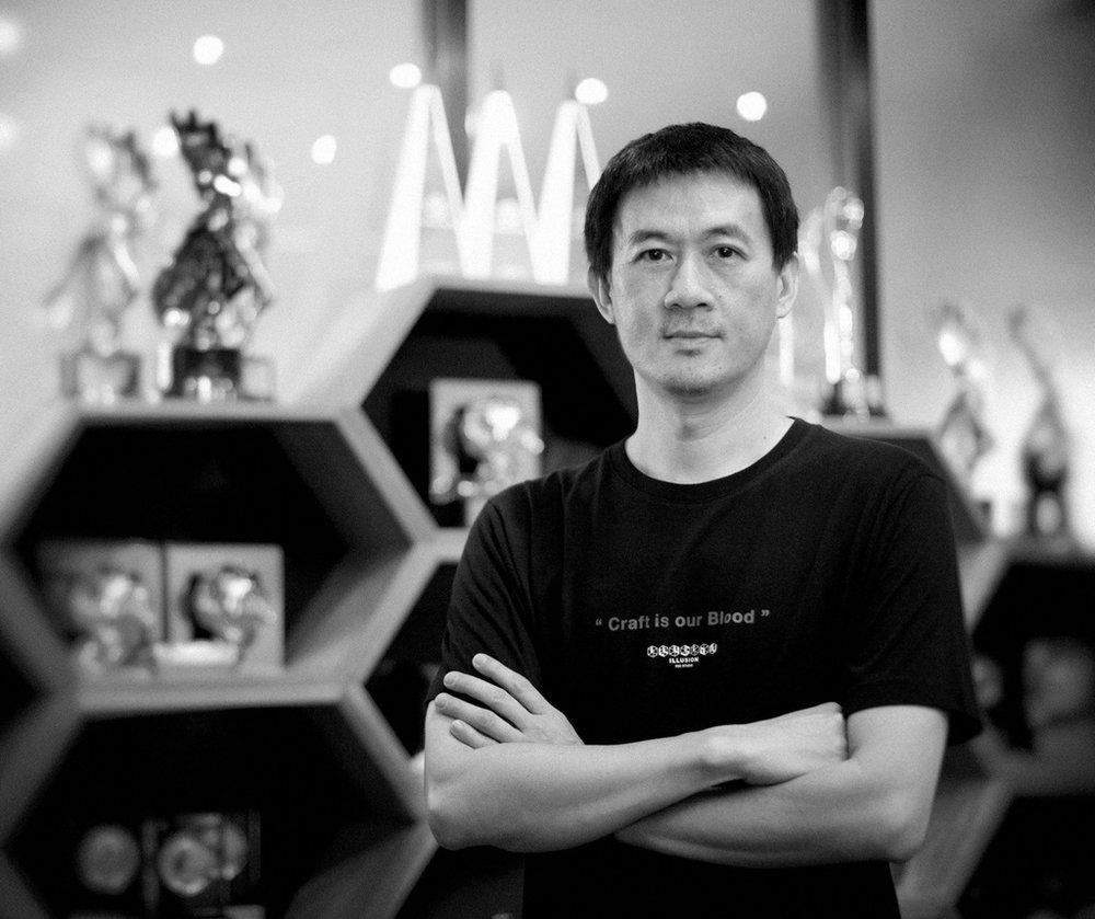 Surachai Puthikulangkura  - Founder & CEO Illusion CGI Studio