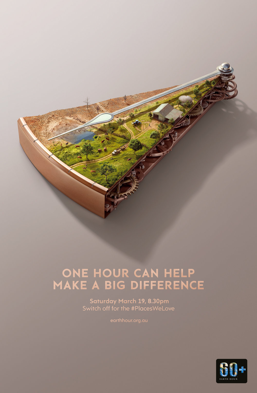 One Hour Can Make A Big Difference  Leo Burnett Australia