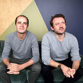 Remi Arnaud  - Art Director           Edouard Dorbais  - Copy Writer