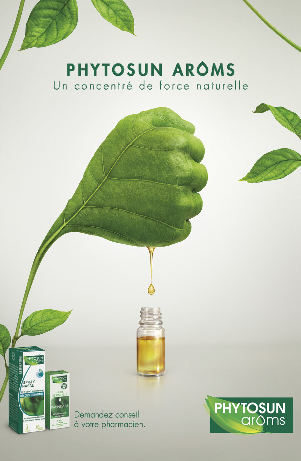 Phytosun Aroms  Herezie Paris