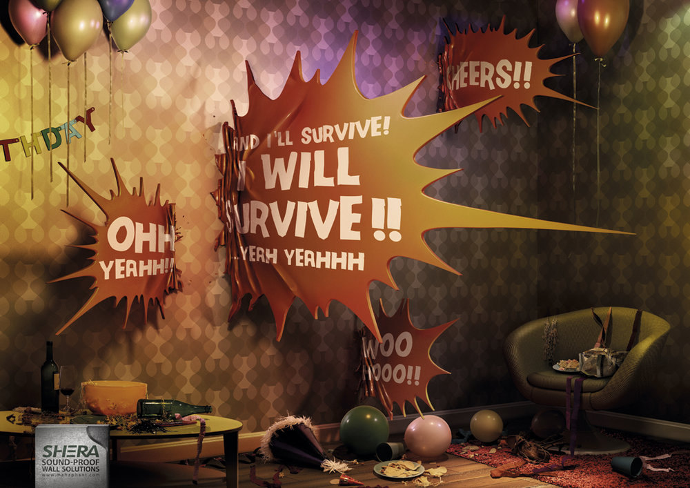 SHERA Wall System   Ogilvy Group Thailand  4 Bronze ADFEST 2012