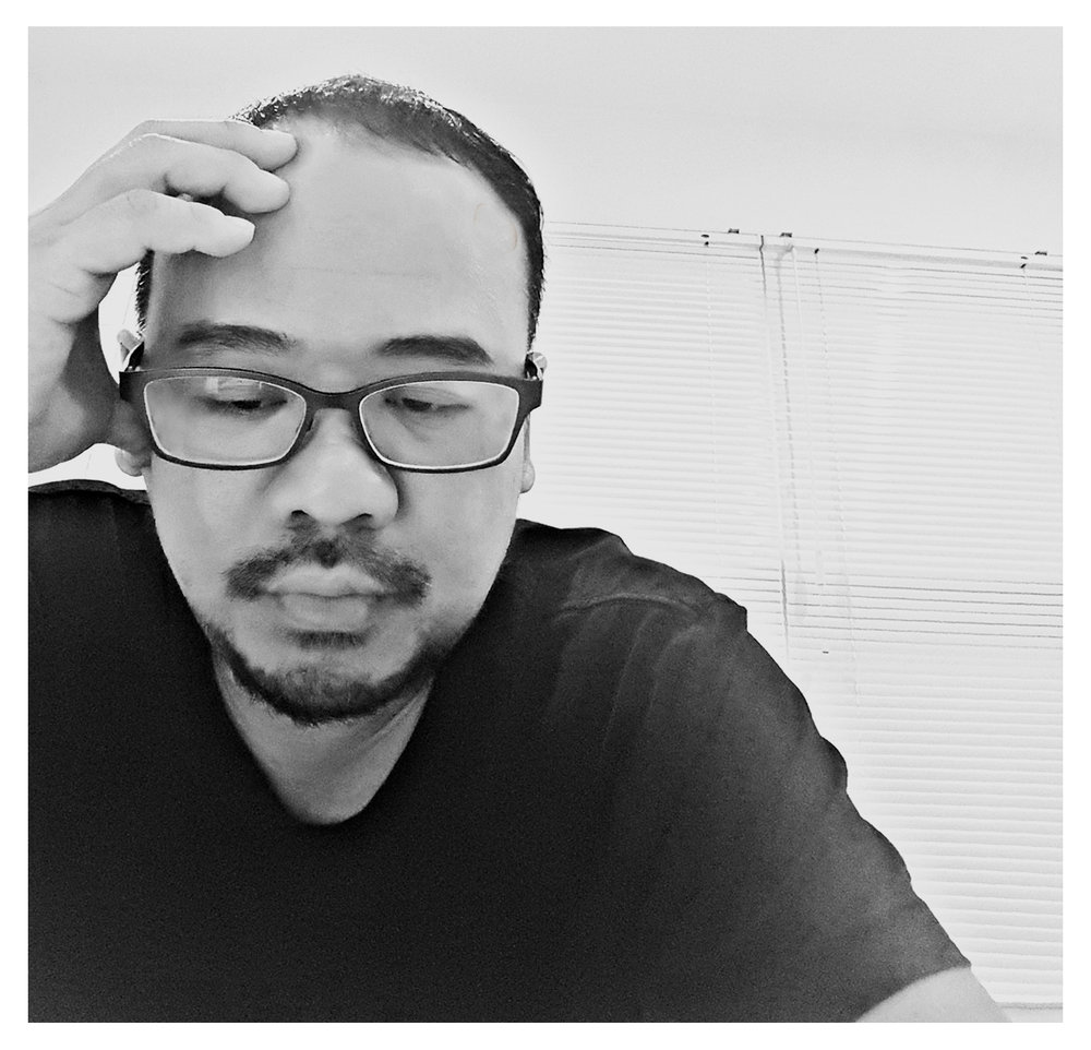 Chow Kok Keong  -Executive Creative Director
