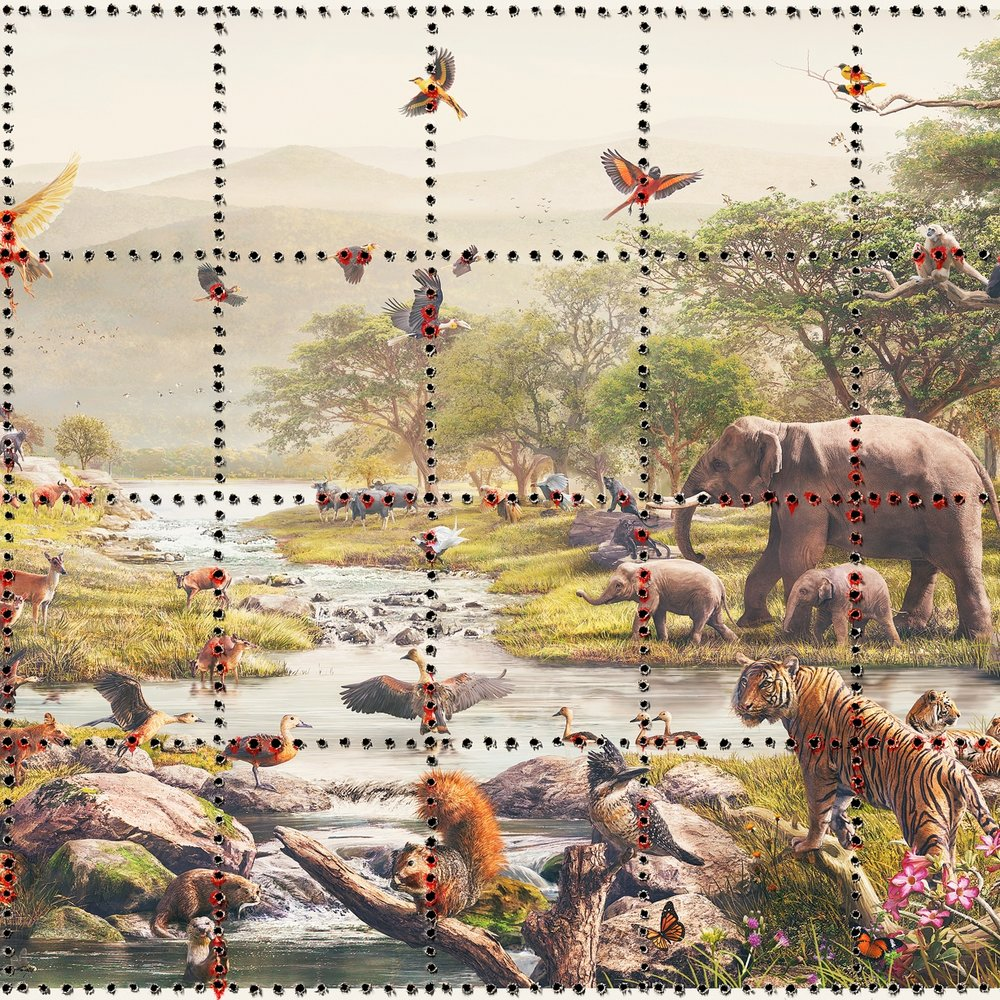 WWF Stamp  Ogilvy Group Thailand
