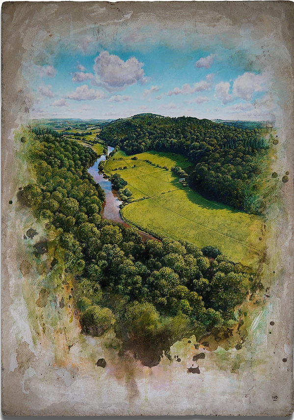 Symonds Yat View Point - SOLD
