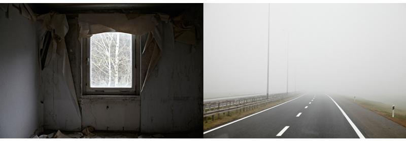 Beyond the fog / 2012