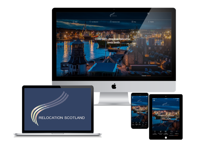 Relocation Scotland's new online area guides are now live. Vamoos can be accessed via smartphone, tablet and desktop