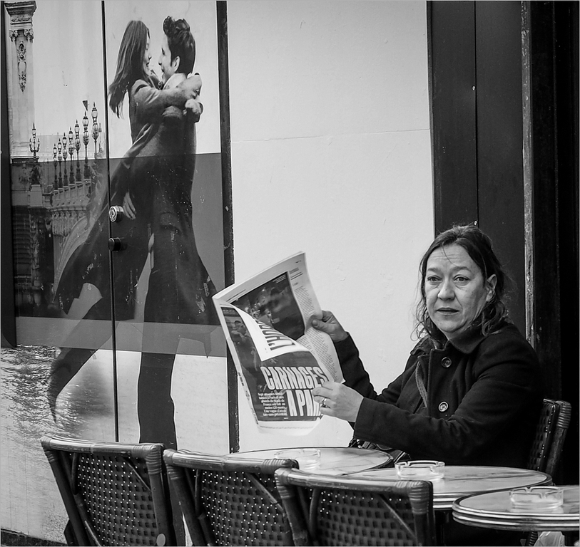 242_The Day After - Paris November 2015_Nicky Pascoe ARPS