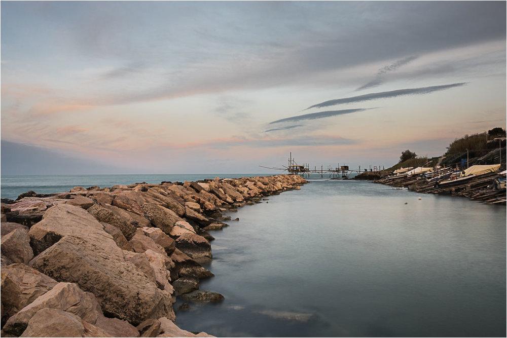 Trabocco, Abruzzo © Jim Young
