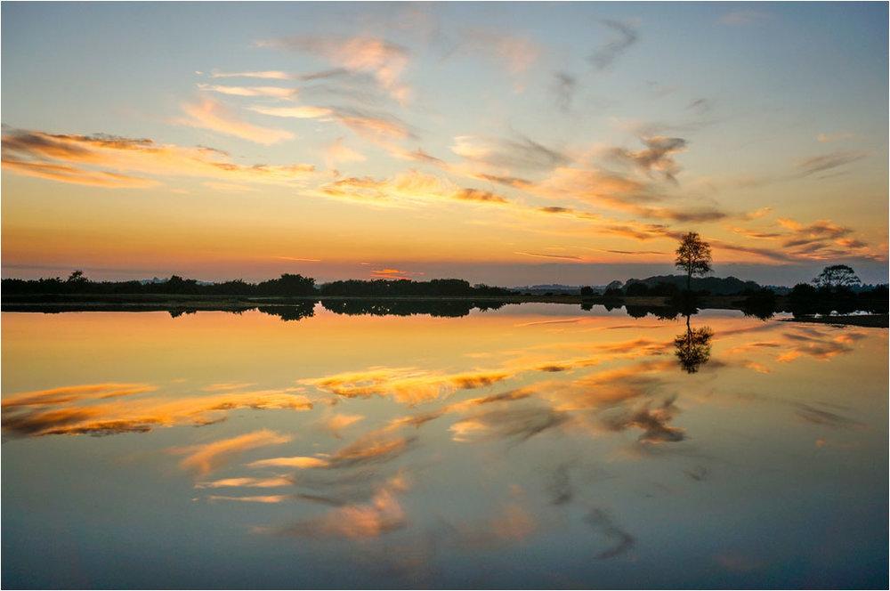 35 Converging Clouds © Ann Hart