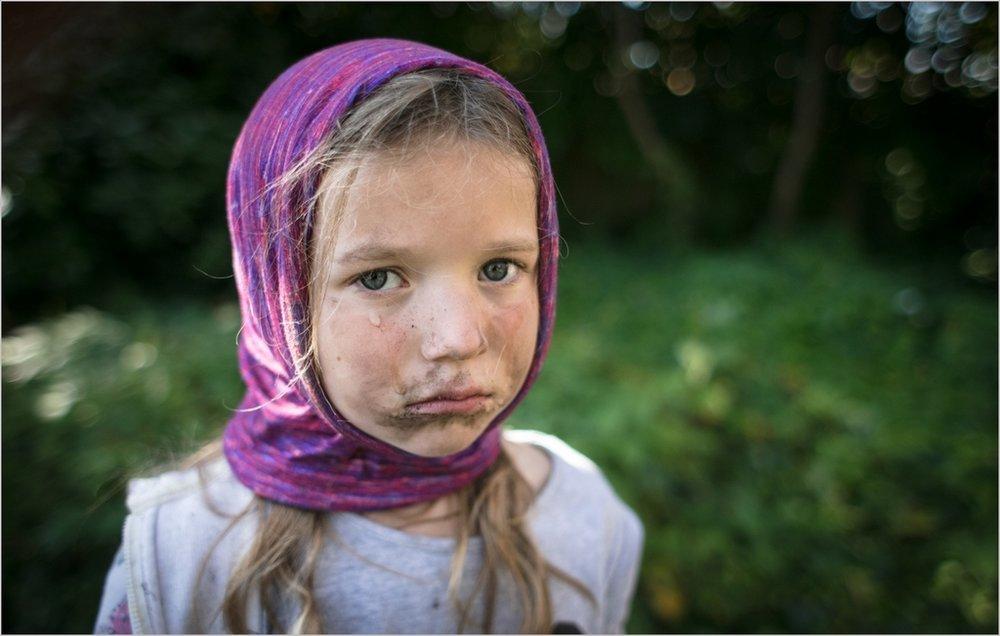 Refugee Girl © Jim Pascoe BA ABIPP ARPS