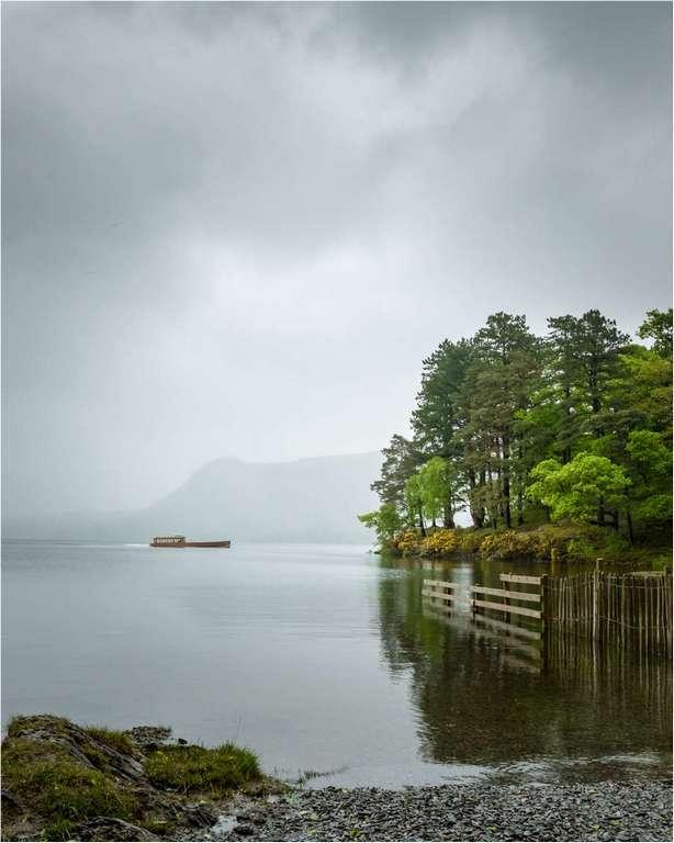 Derwent Water © Brian Adkins