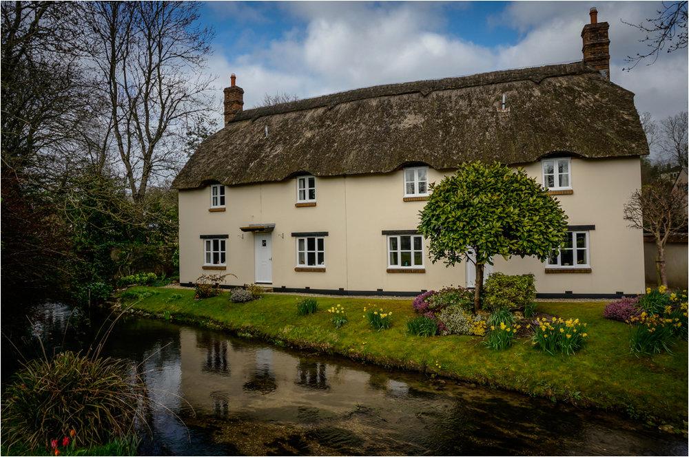 Dorset Cottage © Ann Hart