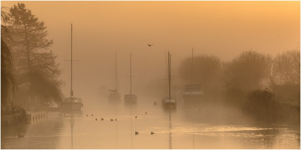 Frome Dawn © Frank Leavesley NCFE3