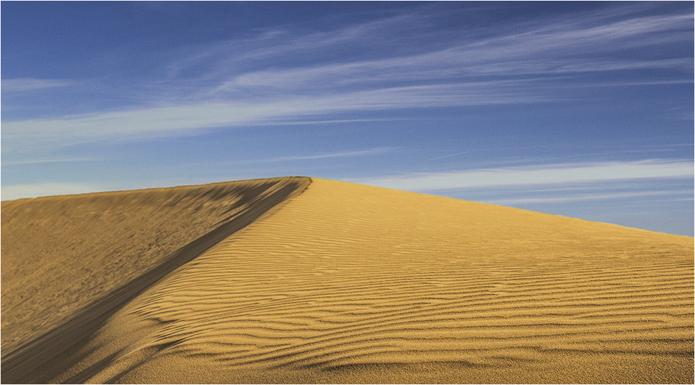 Sand Ripples © Neil Grimshaw