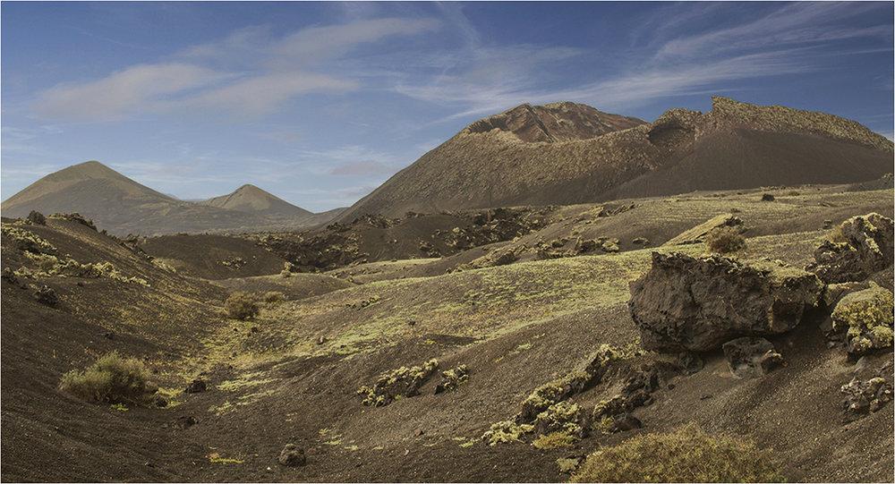Volcanic Landscape © Neil Grimshaw