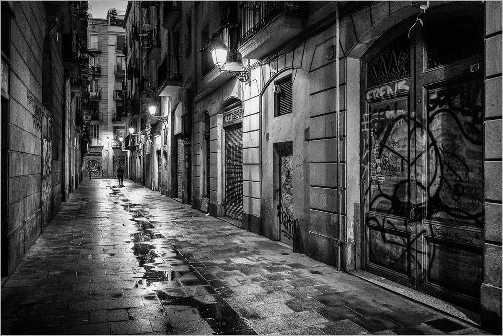 Night Worker © Phil Beard CPAGB