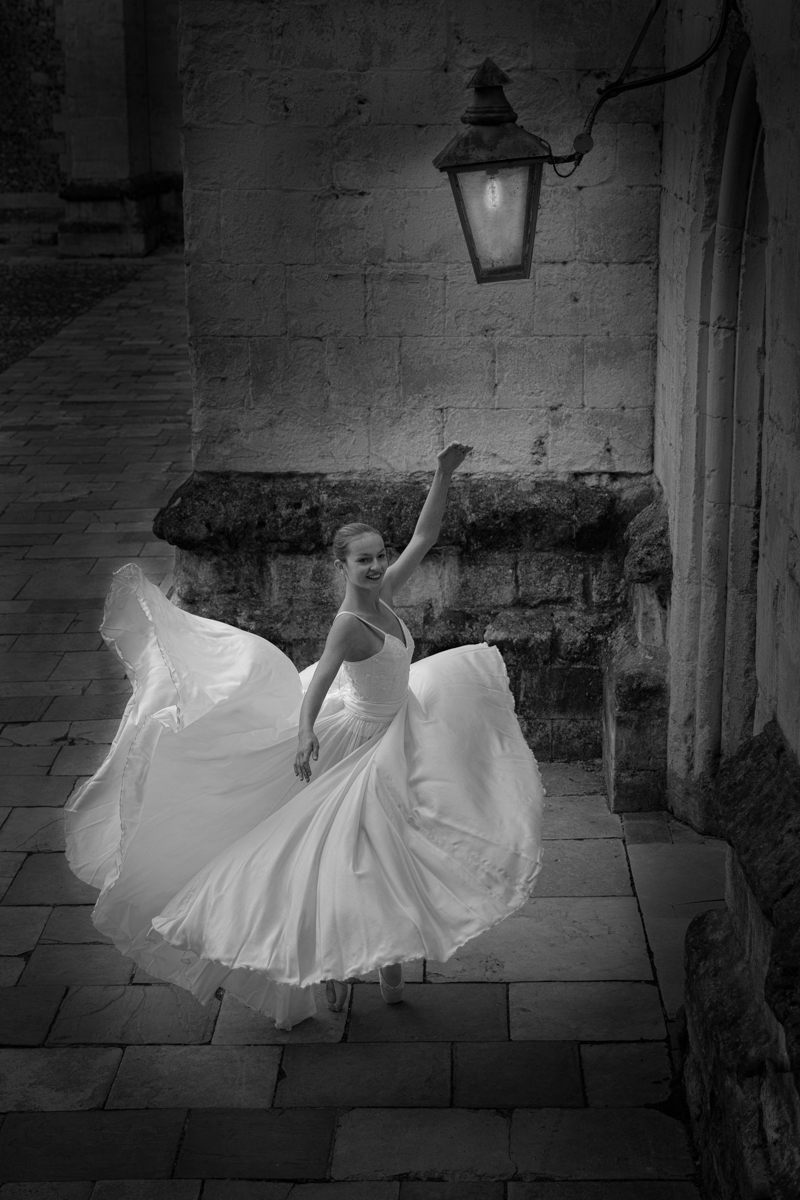 Dancing by Lamplight © Nicky Pascoe ARPS