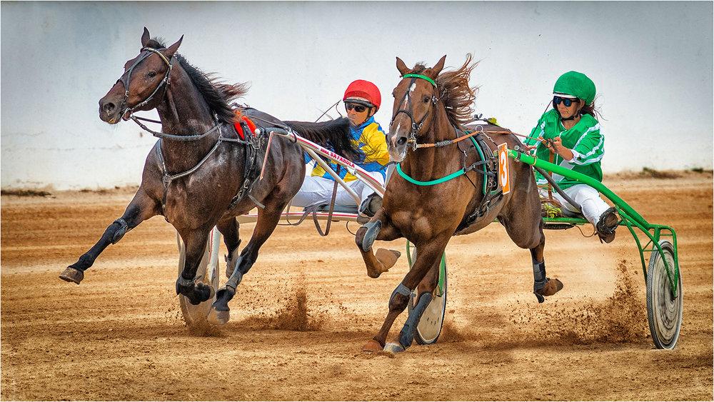 On the Inside Track © Jim Budd