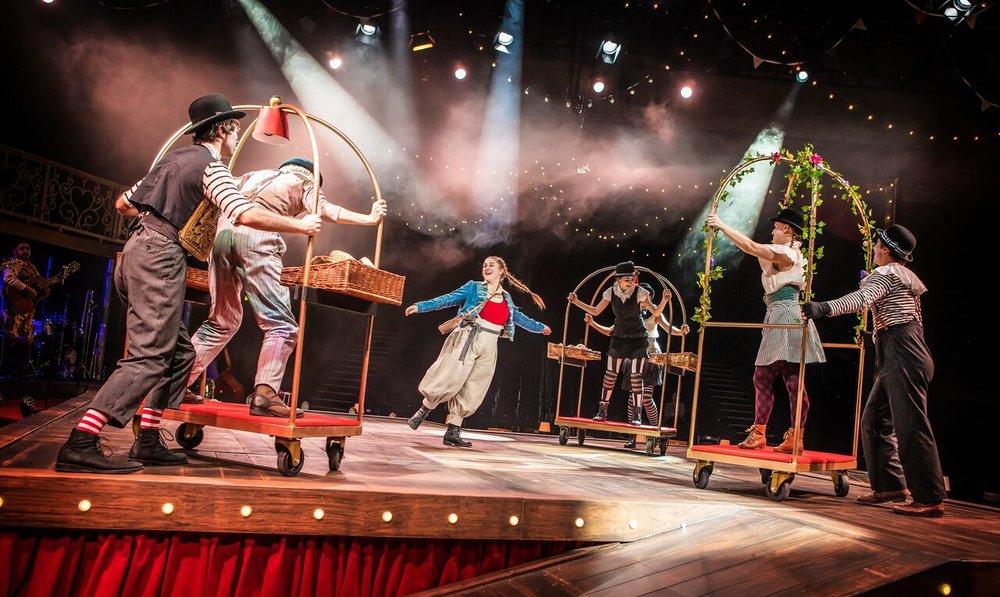 Alice in Wonderland, Northern Stage
