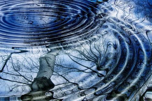Satsang met Randolph: 'Het stille centrum van de cycloon'...