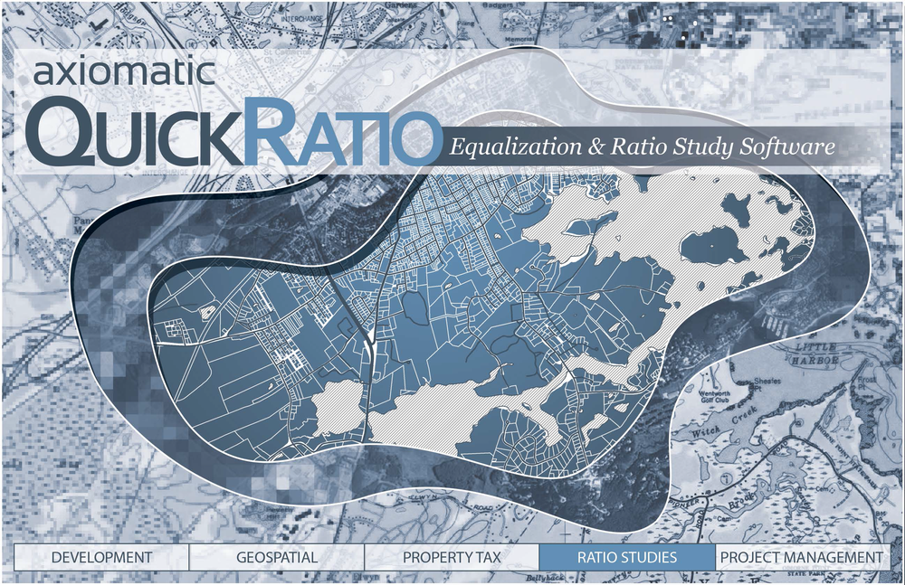 Ratio Studies Made Simple - QuickRatio is the only solution for running ratio studies with advanced statistical analysis that is flexible, quick, and easy.