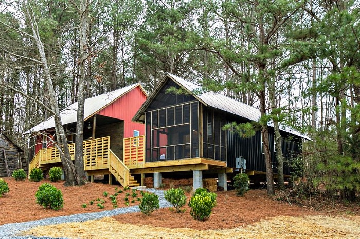 The $20k Cottages at Serenbe