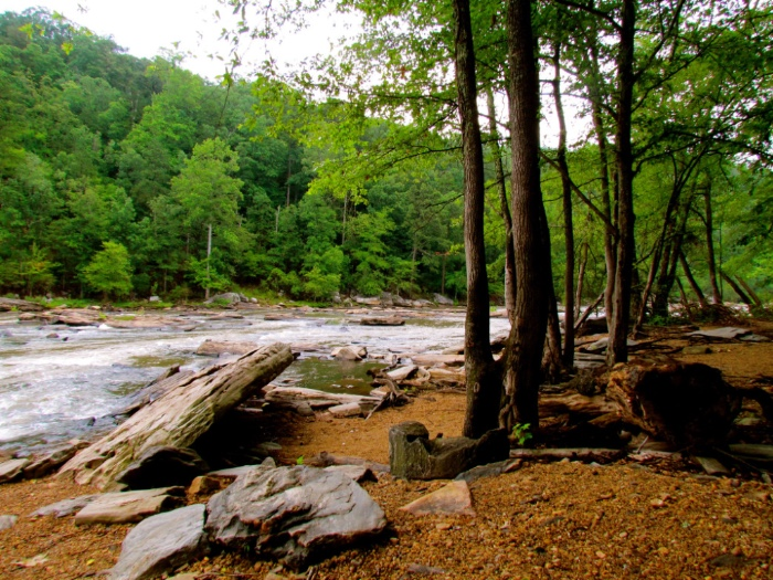 Sweetwater Creek - less than 20 miles from Atlanta