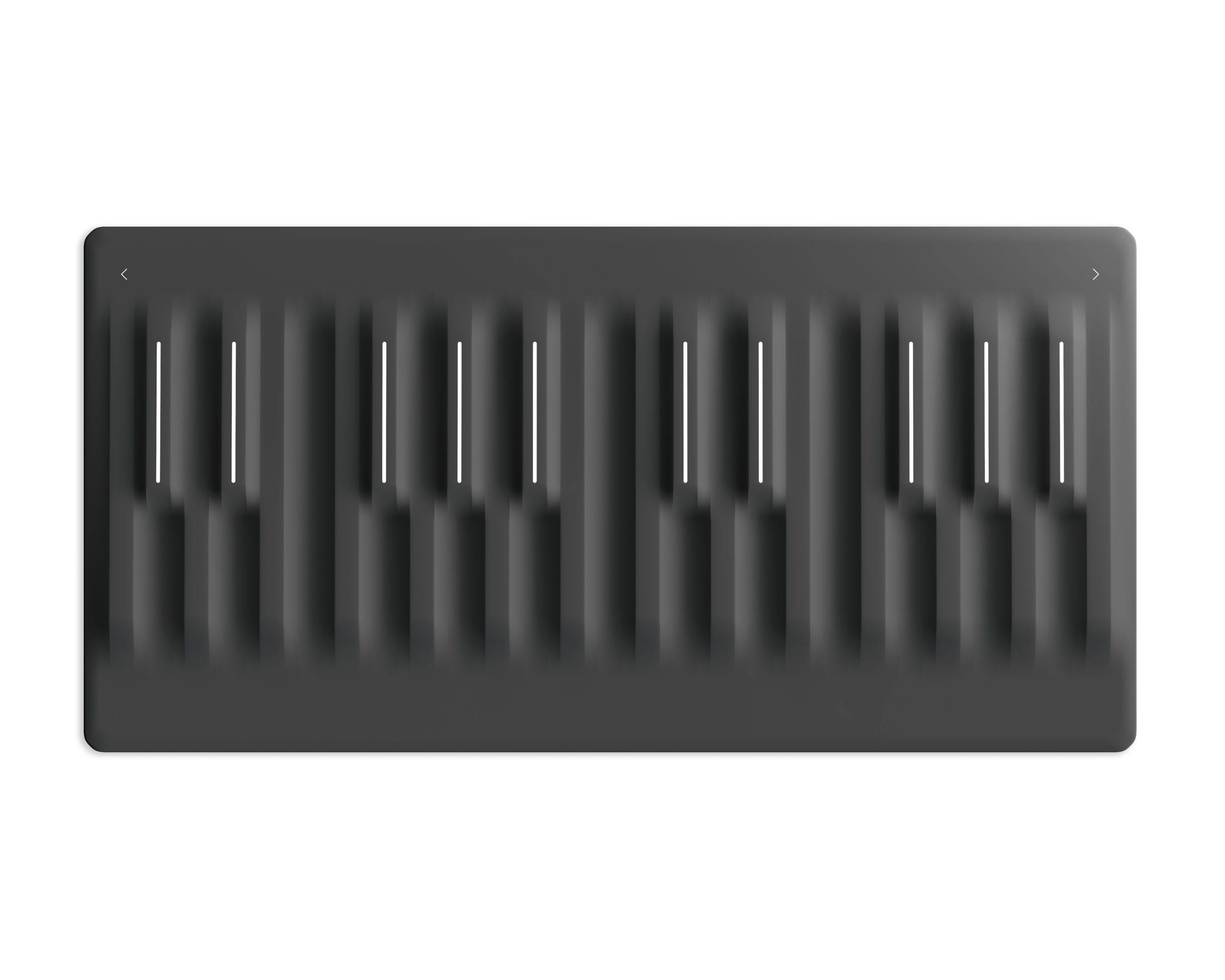 Seaboard Block Top Down on white
