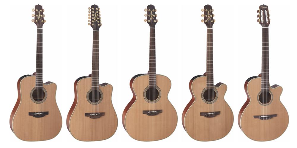 EN-serie - Van links naar rechts:de mythische EN10C, l'EN10C-12,l'EN20C,l'EN40C en l'EN60C.
