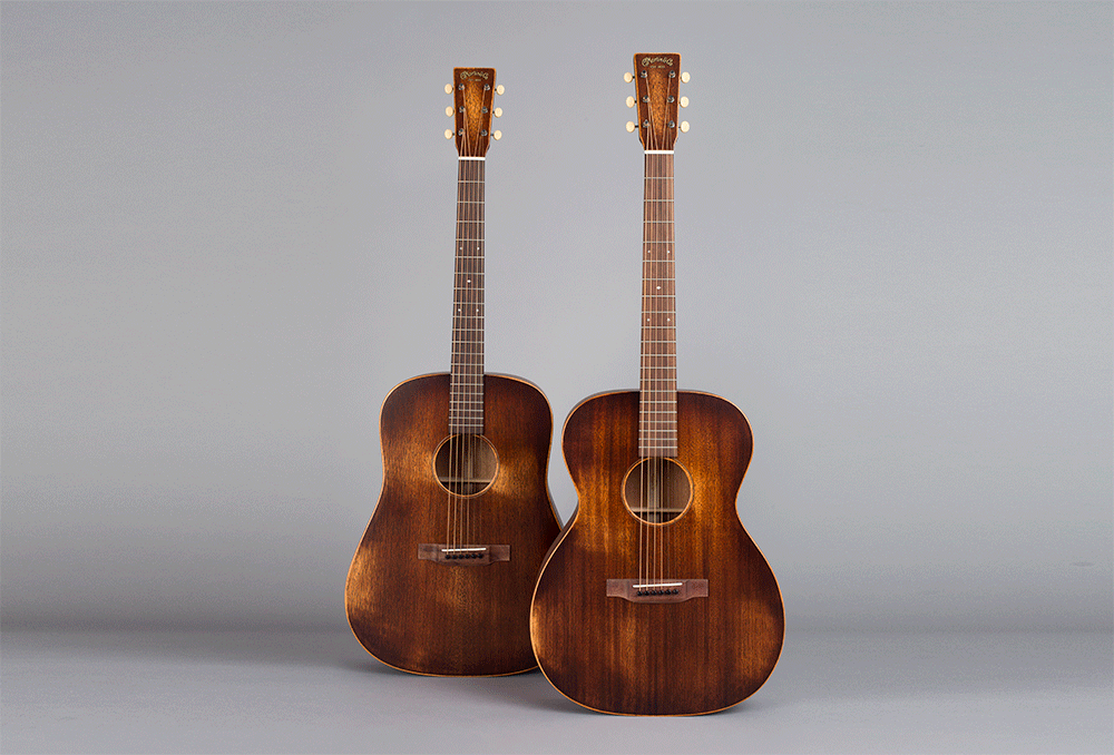 The Martin 000-15M Streetmaster™ -