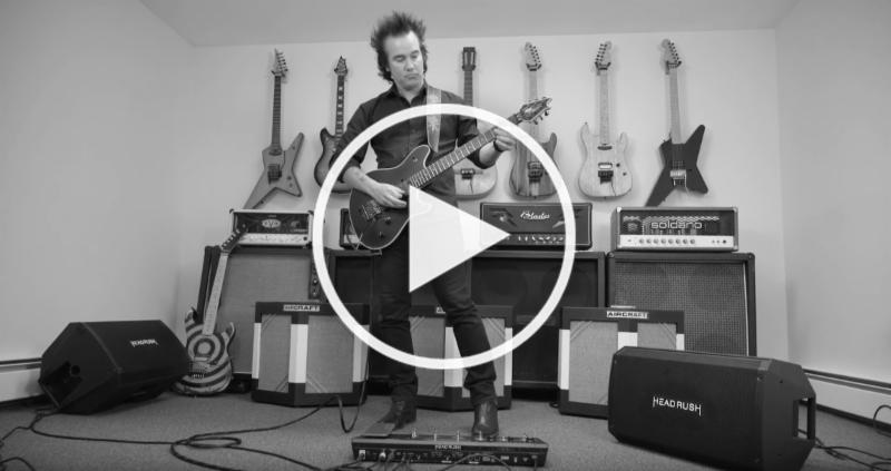 Have you seen the newest HeadRush Looperboard videos? — Algam Benelux