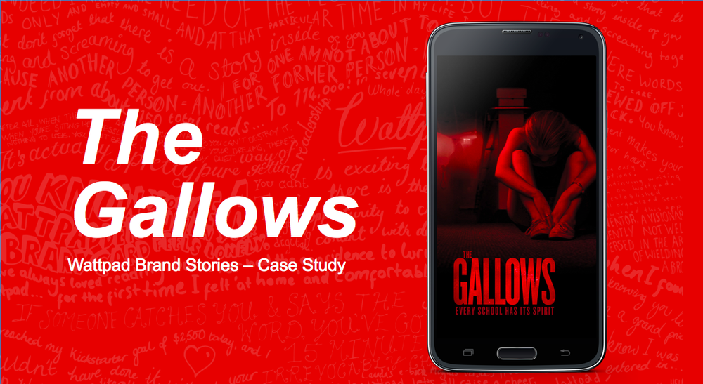 Photo of The Gallows on Wattpad
