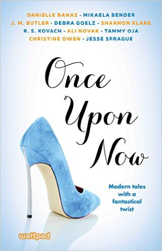 Once Upon Now Cover