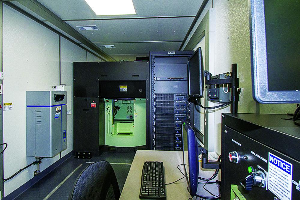 Deployable Mobile Configuration (interior)