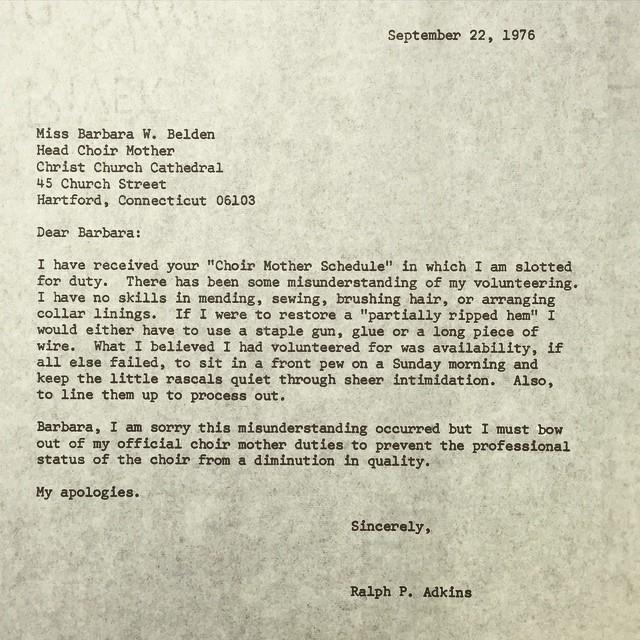 file under: gender roles, confused       National Archives  College Park, MD