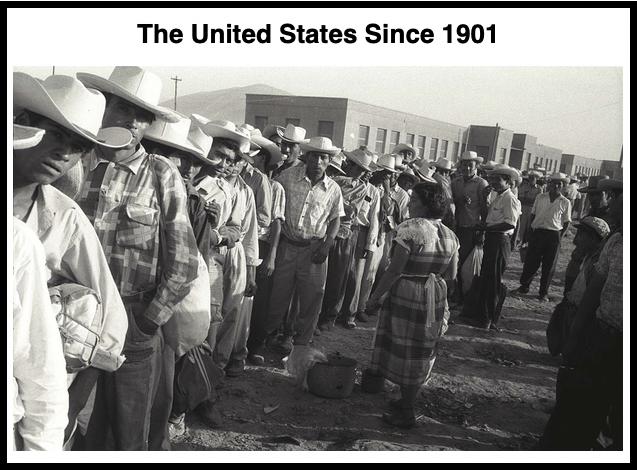 US Since 1901