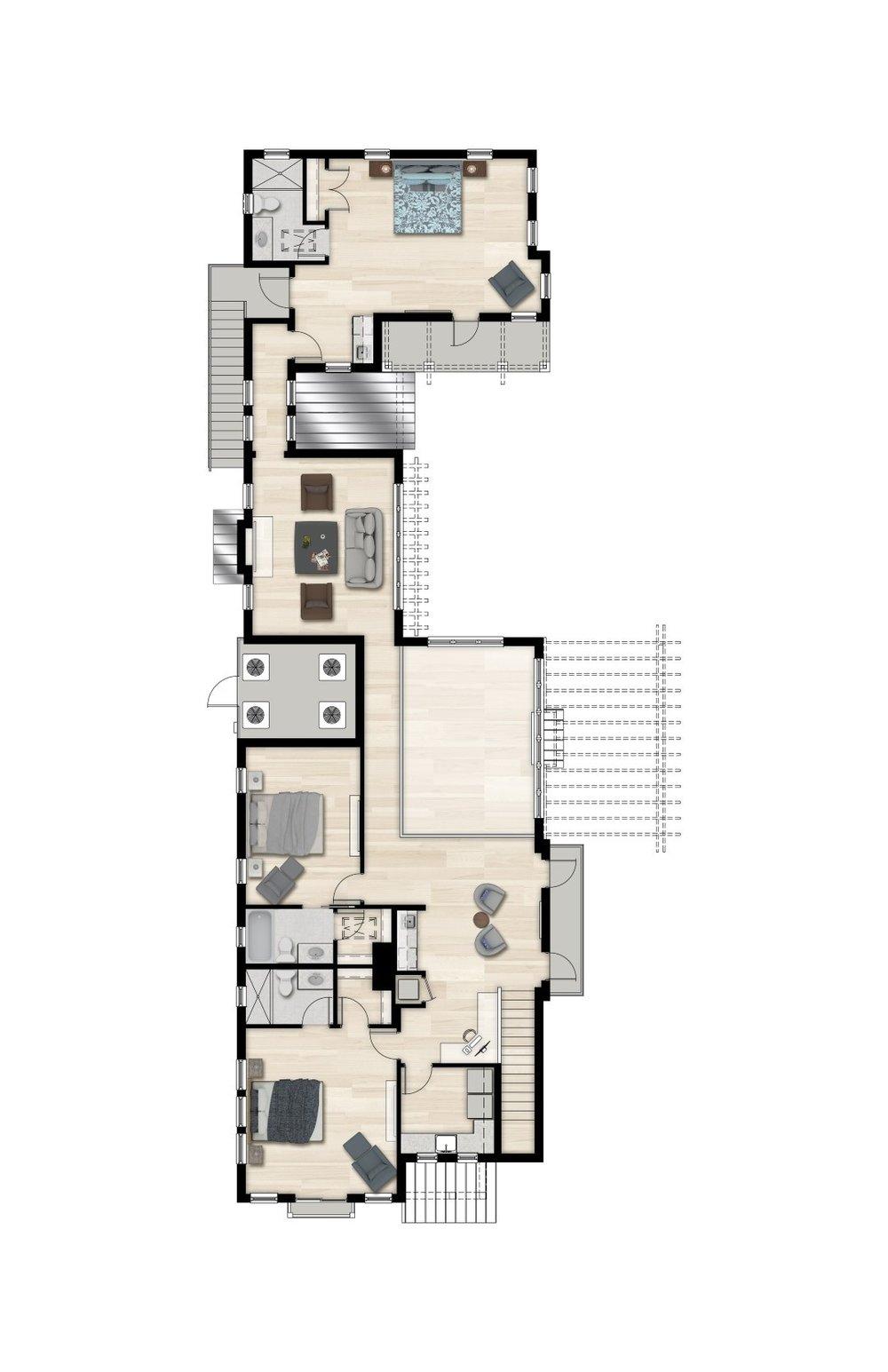 Brunswick (2nd Floor)