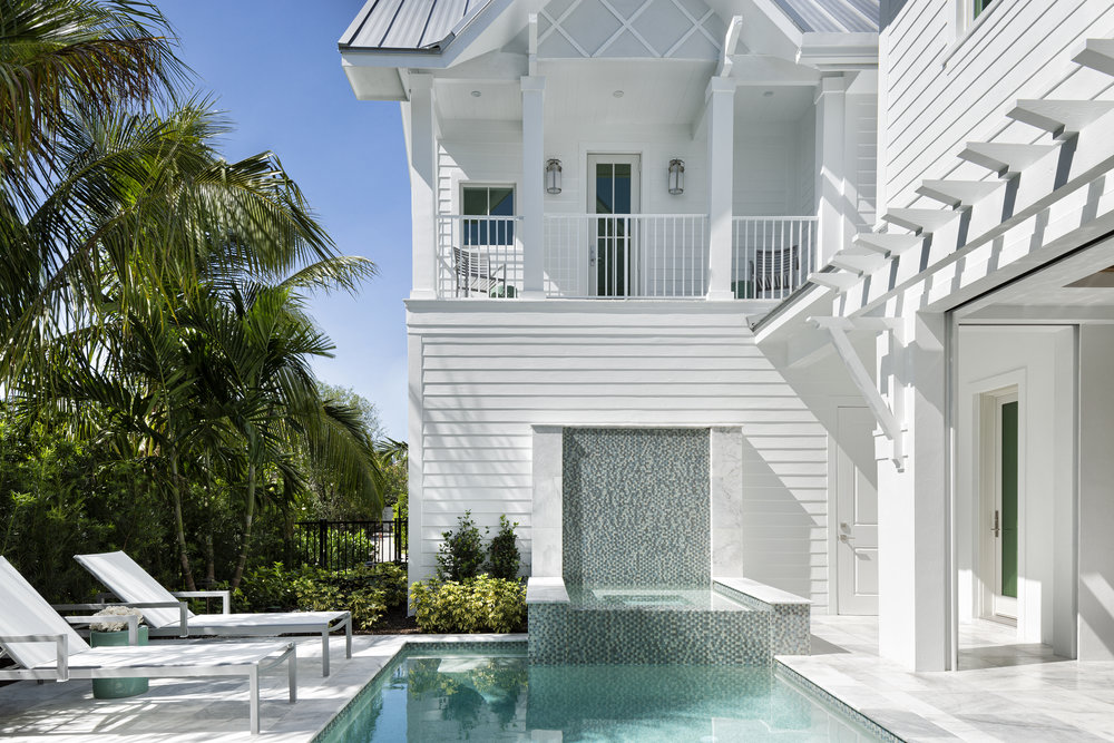 - Three Bedroom, Five and Half Bath, Living Room, Dining Room, Bonus Room, Loft, Cabana, Outdoor Living, 3-Car Garage